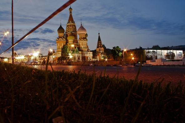Moscú - Imagen:  Geraint Rowland  CC YB 2.0
