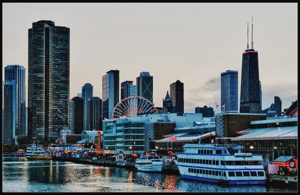 Chicago -  Bert Kaufmann CC BY 2.0